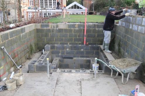 New swimming pool taking shape 6