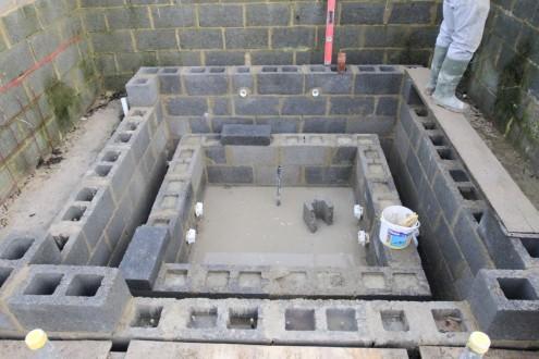 New swimming pool taking shape 7